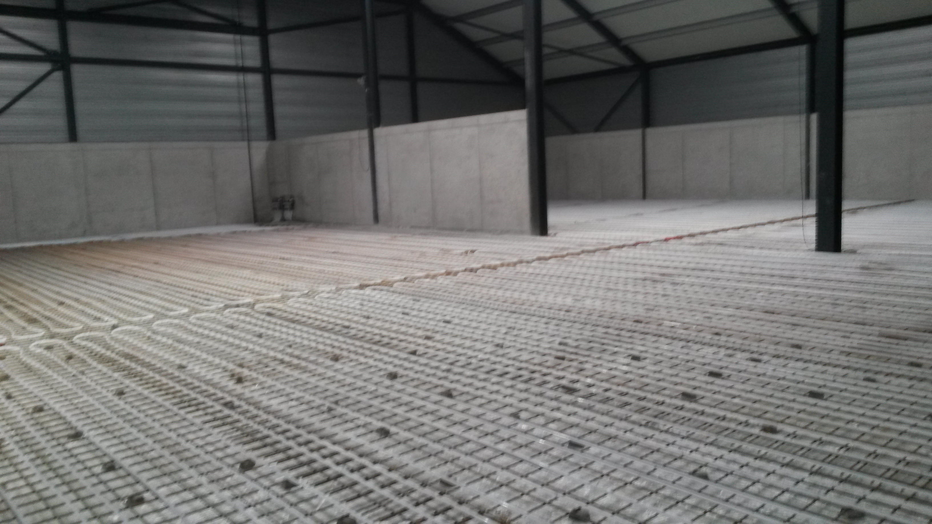 Vloerverwarmingleggen nl   Roy Steenbekkers Vloertechniek, Vloerverwarming aanleggen